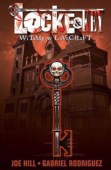 lock and key tom 1 okładka
