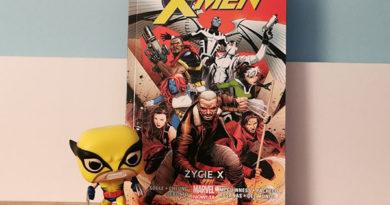 Astonishing X-Men tom 1 życie X