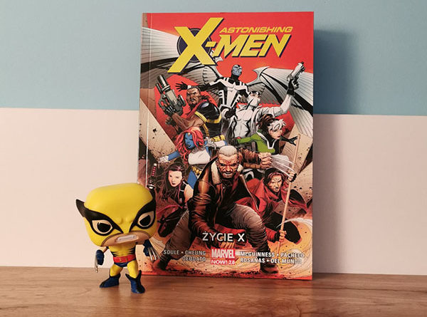 Astonishing X-Men tom 1 życie X