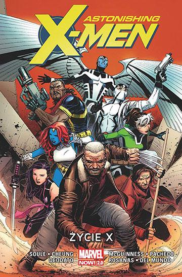 Astonishing X-Men tom 1