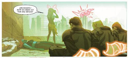 Astonishing X-Men tom 1 kadr