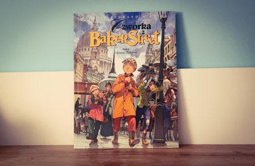 Czwórka z Baker Street tom 2