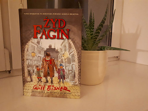 Żyd Fagin - Mistrzowie Komiksu