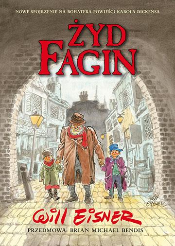 Żyd Fagin komiks