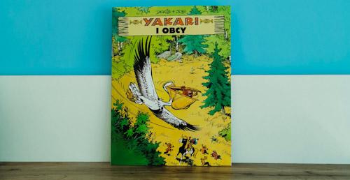 Yakari i obcy