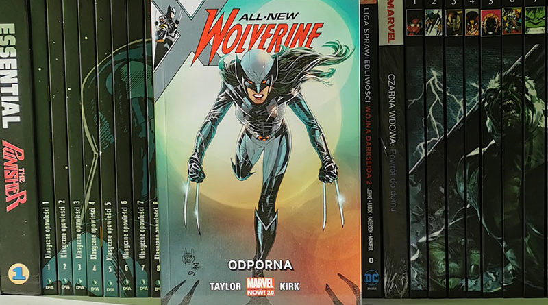 all-new wolverine tom 4 - odporna
