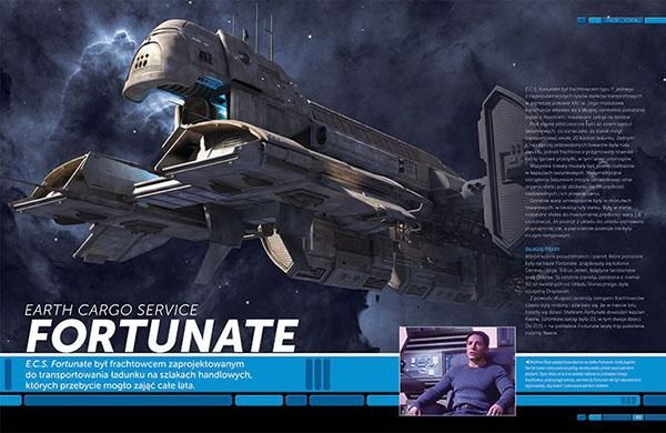 Encyklopedia statków Star Trek plansza