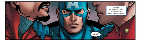Kapitan Ameryka: Steve Rogers