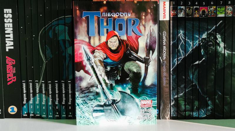 Niegodny Thor Recenzja