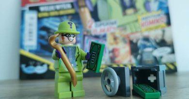 Magazyn Lego Batman