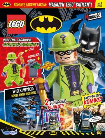 Magazyn Lego Batman 3/2020
