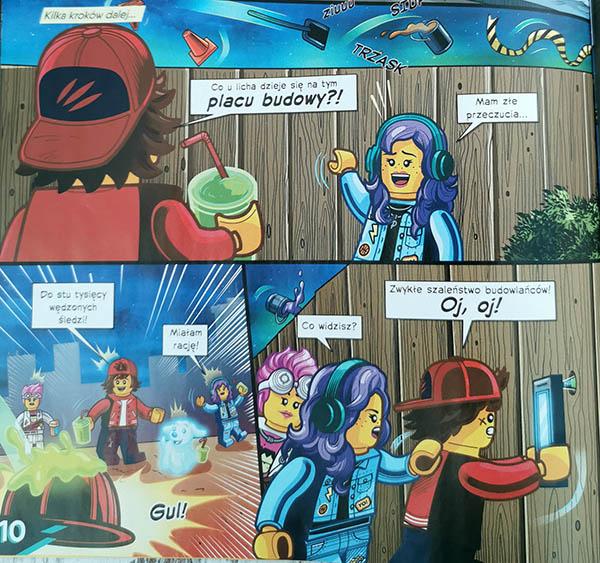 Magazyn Lego Hidden Side