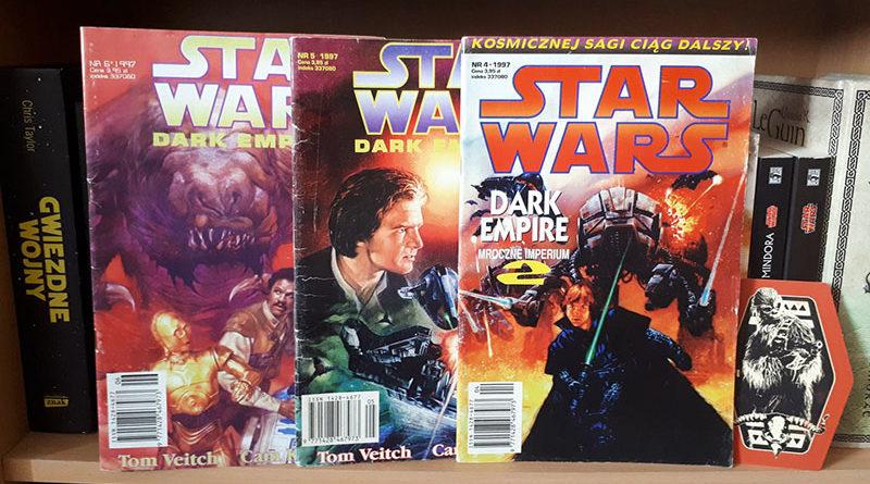 Mroczne Imperium II - Star Wars Komiks