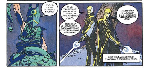 Mroczne Imperium II - Star Wars Komiks recenzja