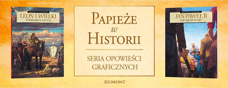 papieże w historii