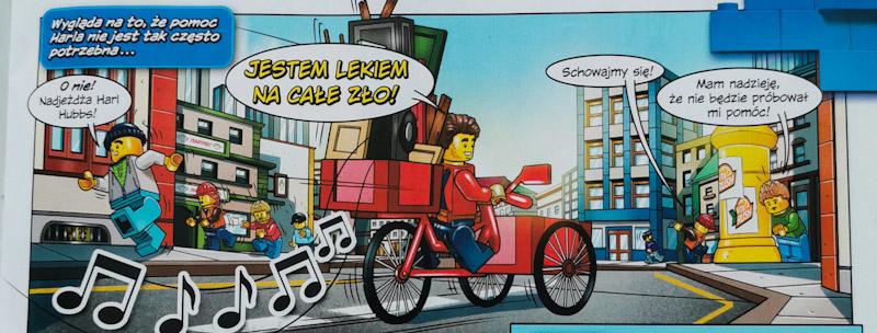 Magazyn Lego City 6/2020