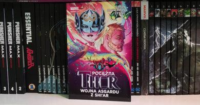 Potężna Thor tom 3 - Wojna Asgardu z Shi'ar