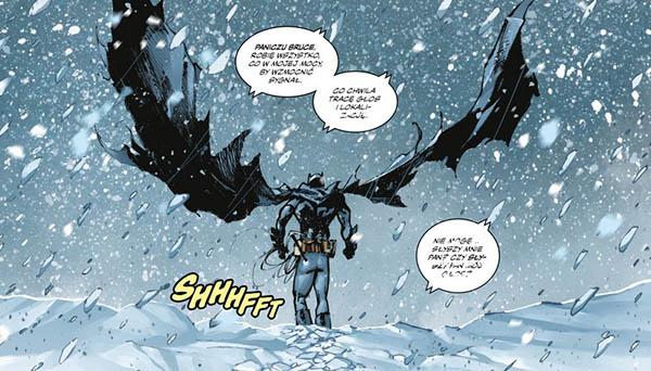 batman tom 8 zimne dni recenzja