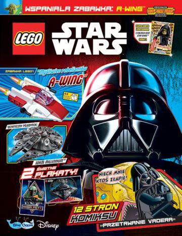 Magazyn Lego Star Wars 7/2020