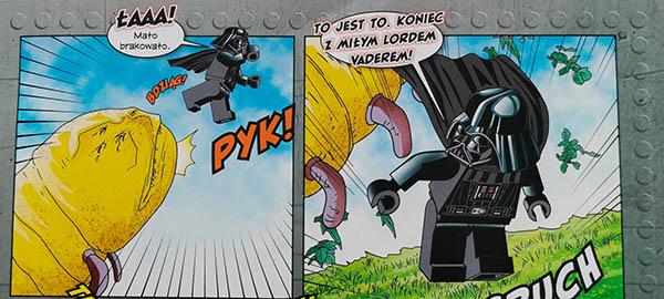 Magazyn Lego Star Wars 7/2020 recenzja