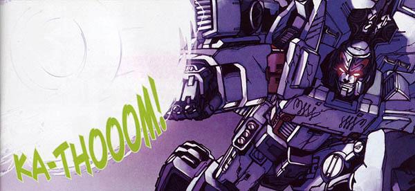 Transformers kolekcja g1 tom 33