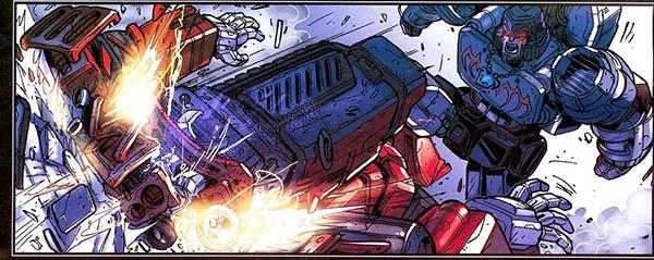 Transformers kolekcja g1 tom 33 recenzja