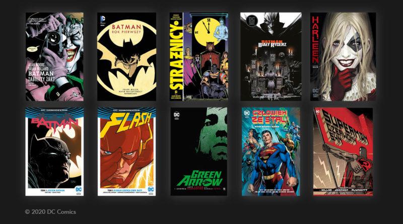 uniwersum DC Comics