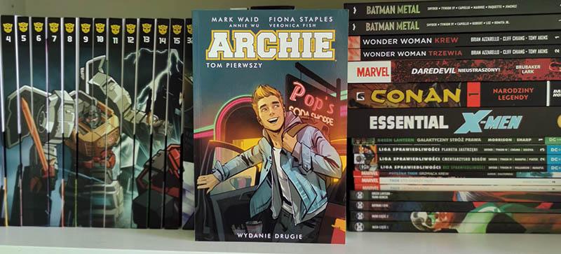 Komiks Archie tom 1 recenzja