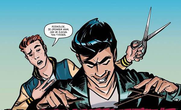 Archie tom 1 recenzja