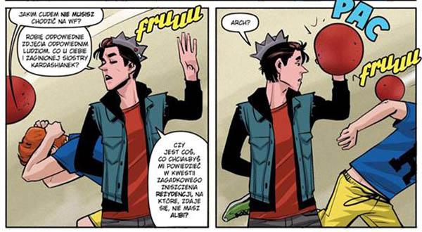 komiks Archie tom 1