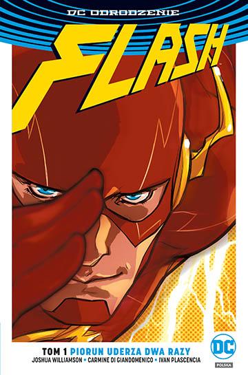 flash tom 1 okładka