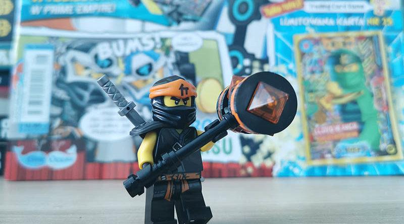 Magazyn Lego Ninjago 6/2020