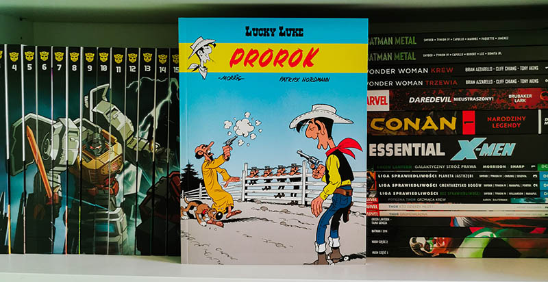 Lucky Luke tom 86