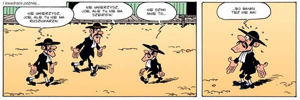 Lucky Luke tom 86 prorok