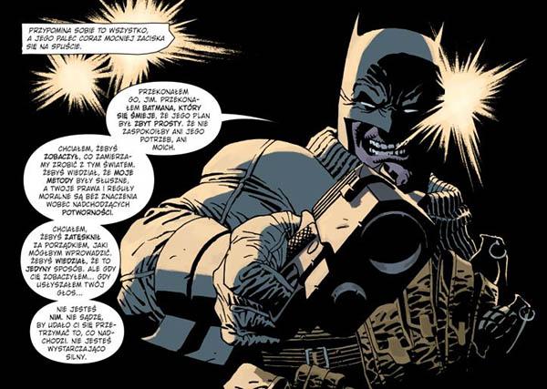 Batman, Który Się Śmieje tom 1 recenzja