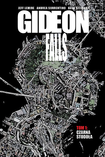 Gideon Falls tom 1 okładka