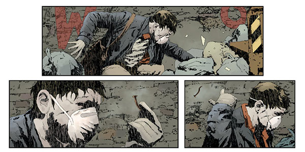 komiks Gideon Falls tom 1