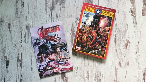 jak czytać komiks tajne imperium