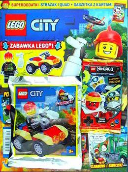 Magazyn Lego City 9/2020 recenzja