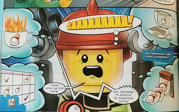 Magazyn Lego City 9/2020