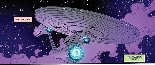 Star Trek tom 1 uss enterprise