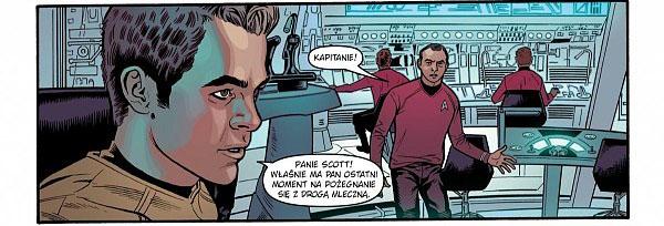 Star Trek tom 1 recenzja