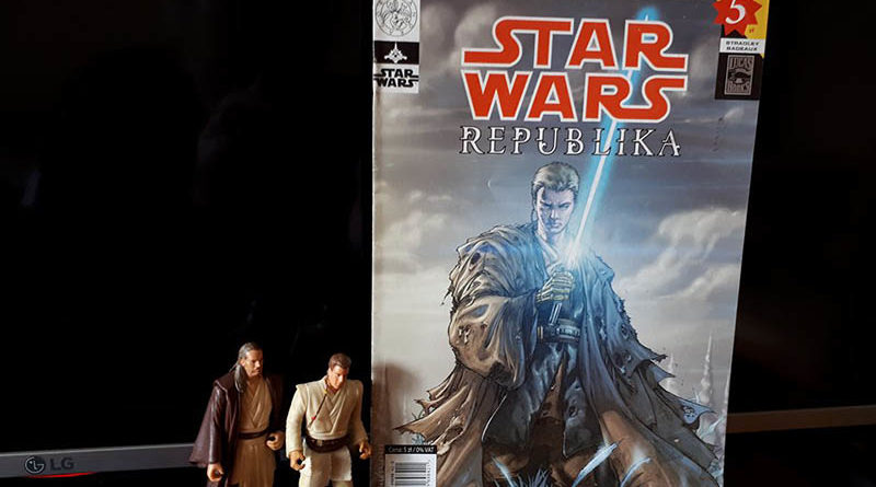 Star Wars: Republika komiks