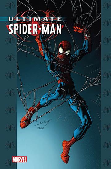 Ultimate Spider-Man tom 7 okładka