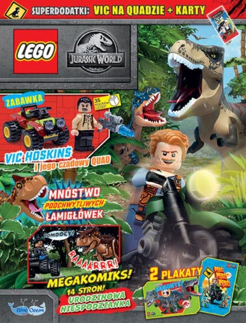 Magazyn Lego Jurassic World 5/2020