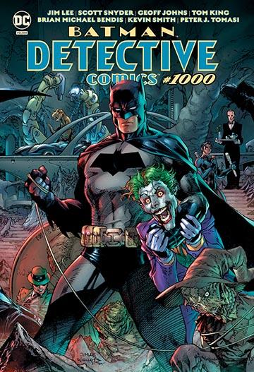 Detective Comics #1000 okładka