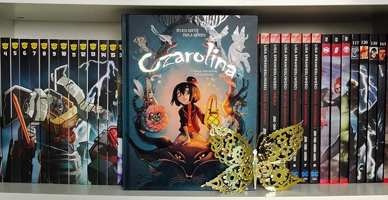 Czarolina tom 1