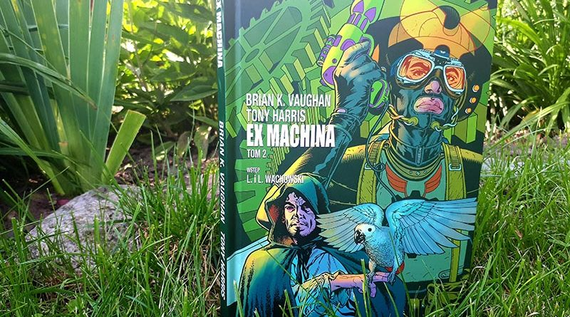 Ex Machina tom 2 recenzja