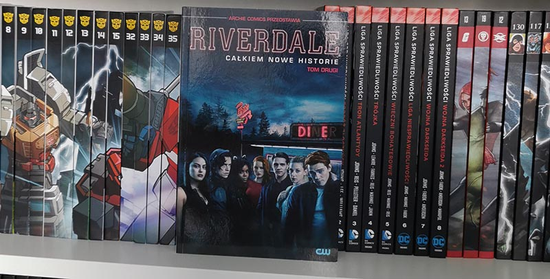 Riverdale tom 2 - Całkiem Nowe Historie recenzja