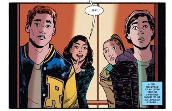 Riverdale tom 2 recenzja